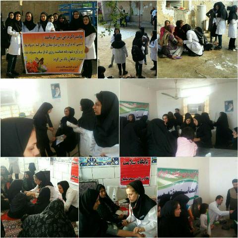 photo_2016-11-29_09-05-12 اردوی جهادی باعث پررنگ تر شدن حضور پرستاران در بطن جامعه می گردد